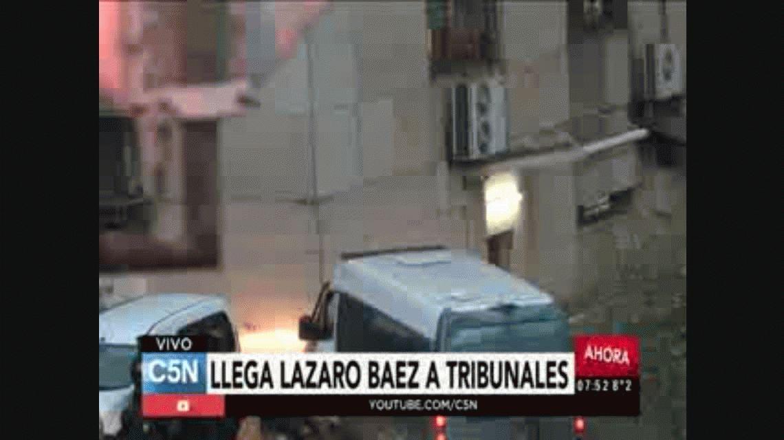 Báez presentó un escrito: La arbitrariedad de Casanello es intolerable