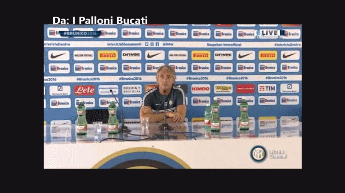 La imperdible confesión sexual del DT del Inter cuando le preguntaron por Icardi