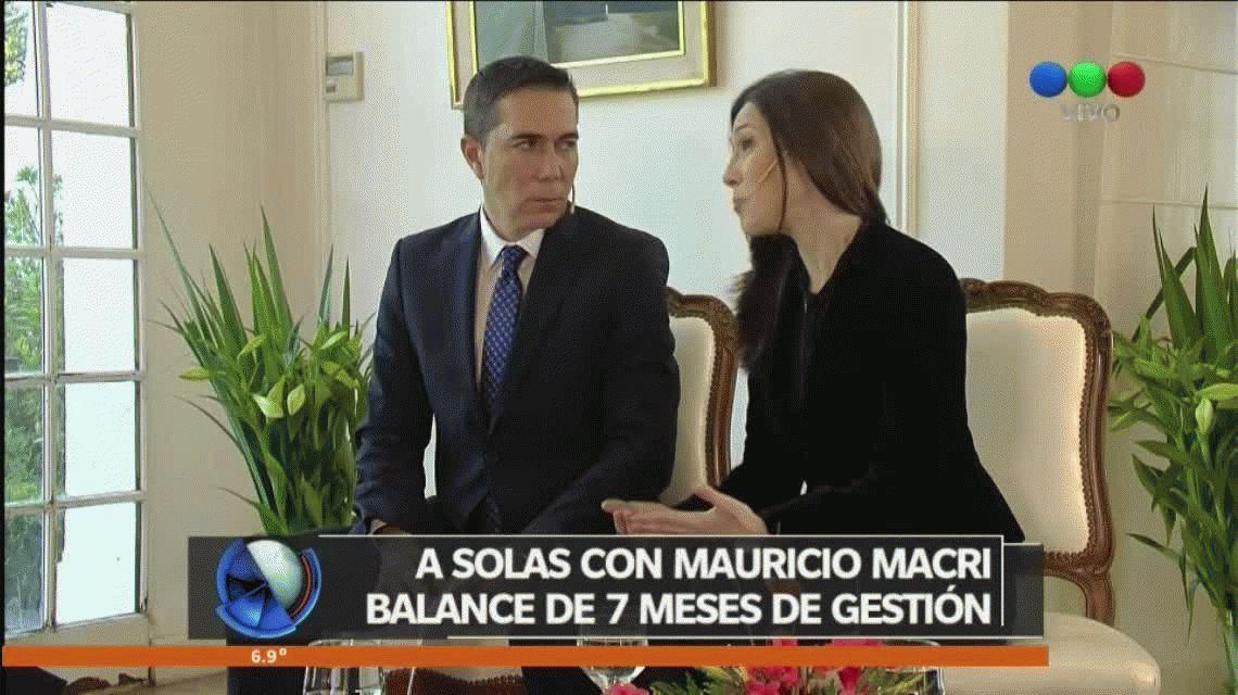 Pese a que sigue sin control, Macri sostiene que la inflación bajará