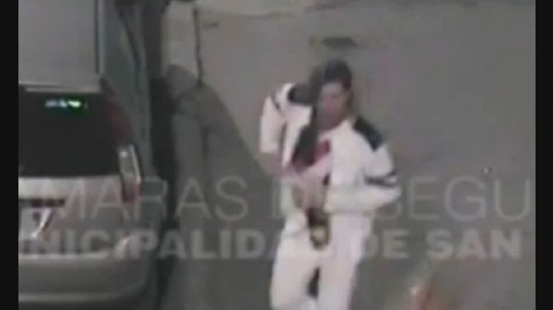 Detuvieron al gigoló Javier Bazterrica por manejar alcoholizado