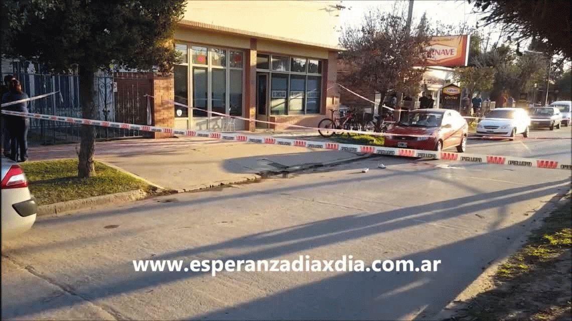Un hombre mató a su pareja en un pelotero y frente a los chicos