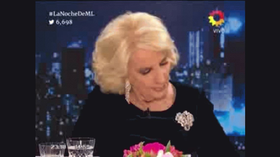 Baby Echecopar, fana de Boca, le preguntó a Angelici por el Panadero