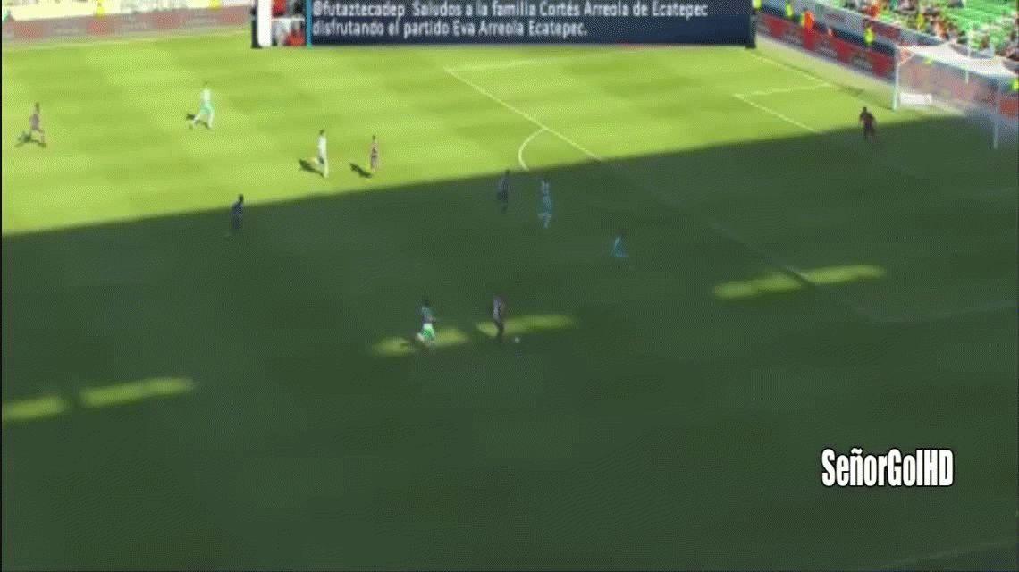 A Marchesín, el arquero que quiere Boca, le hicieron 4 goles en 60 minutos