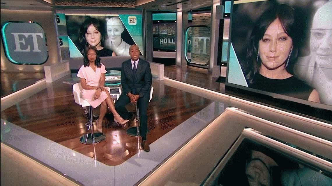 La protagonista de Beverly Hills 90210 tiene cáncer de mama y su salud se agrava