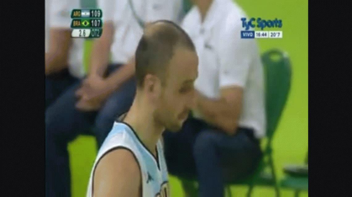 VIDEO: La celebración del épico triunfo de Argentina ante Brasil