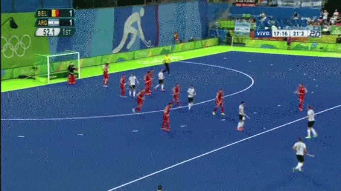 Con estos goles, los Leones ganaron la medalla de oro en Río 2016