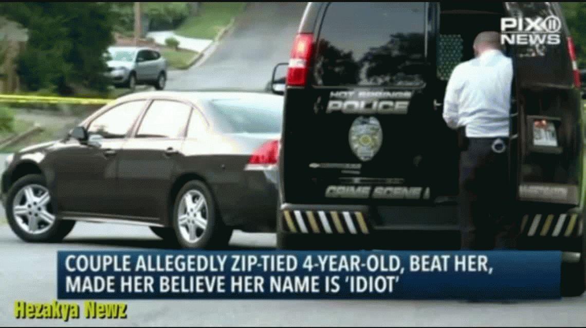 Indignante: una niña creía llamarse Idiota por el maltrato de sus padres