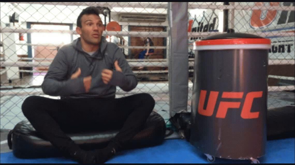 ¿Cuánto saben los peleadores de UFC sobre los Juegos Olímpicos?