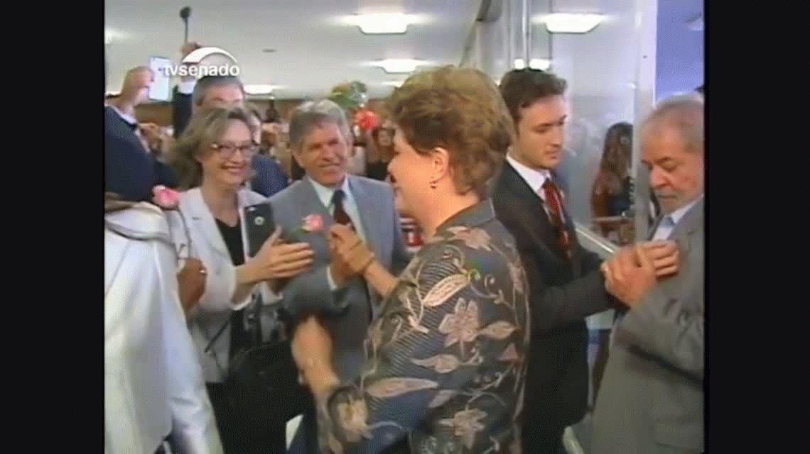 Jornada larga y definitoria para el juicio político a Dilma Rousseff