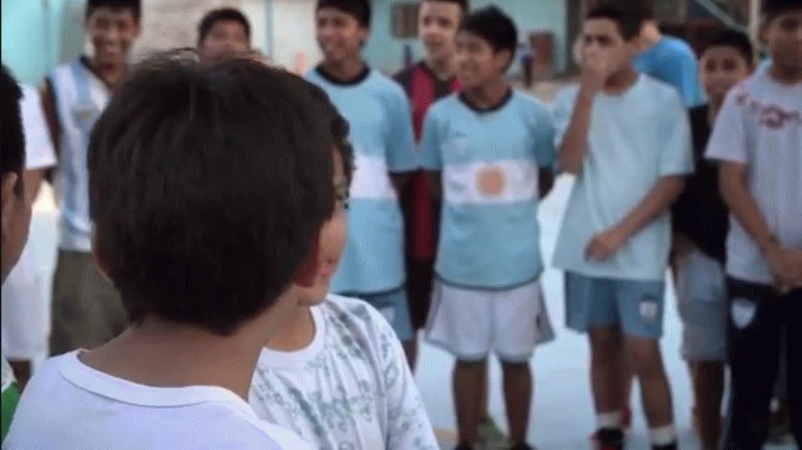 Los Pibes, el documental que relata cómo eligen a los juveniles en Boca