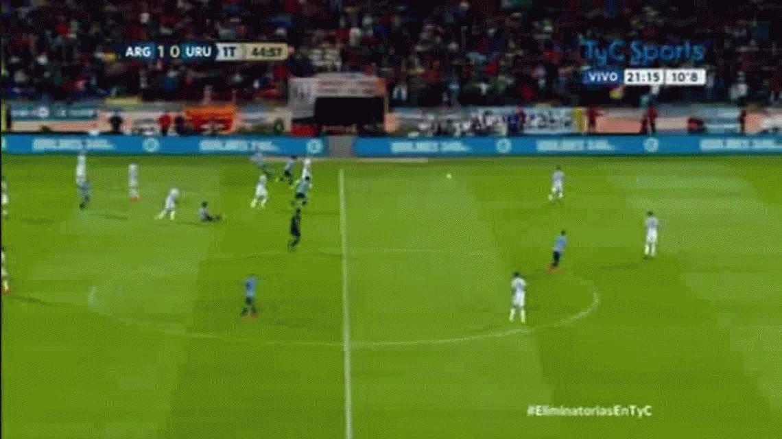 Argentina está afuera del Mundial 2018 y contra Brasil dirigirá un árbitro...¡chileno!