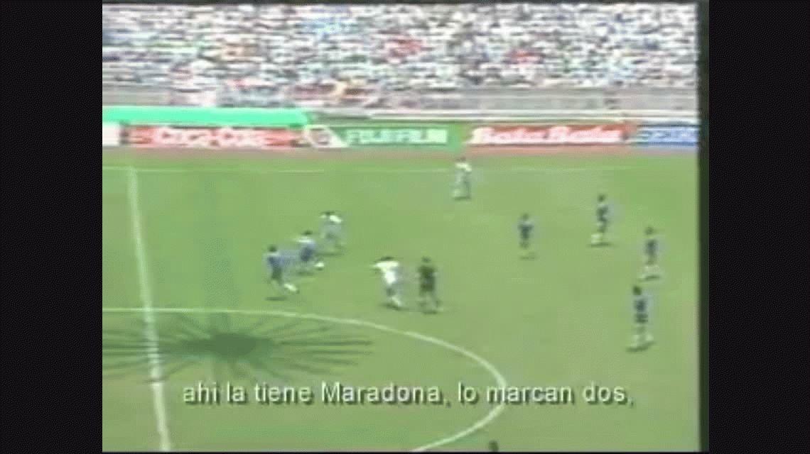 El histórico futbolista que pasó de marcar a Maradona en el Mundial 86 a la miseria y el alcohol