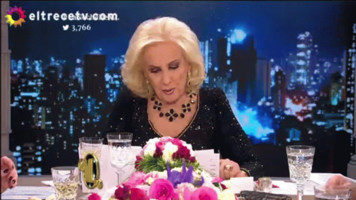 Carolína Píparo se sumó a la polémica por la justicia por mano propia en la mesa de Mirtha Legrand