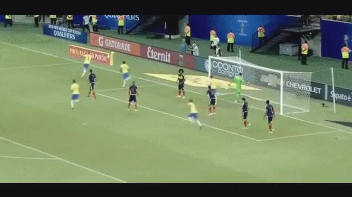 Con un Neymar encendido, Brasil le ganó a Colombia y quedó segundo