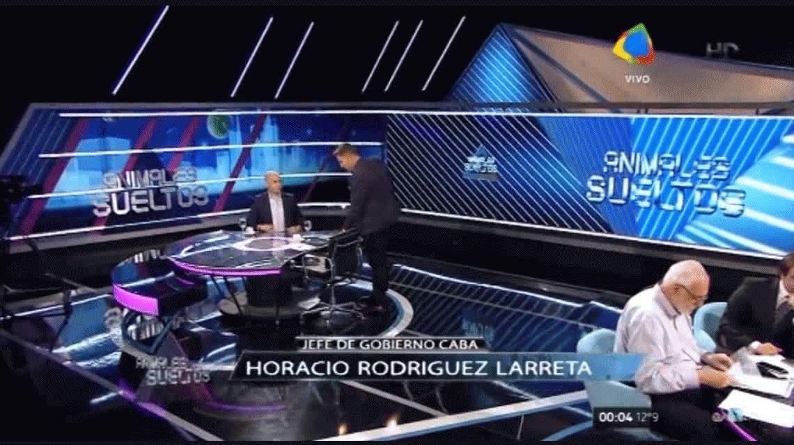 Rodríguez Larreta desmintió sufrir mal de Parkinson: Es temblor esencial