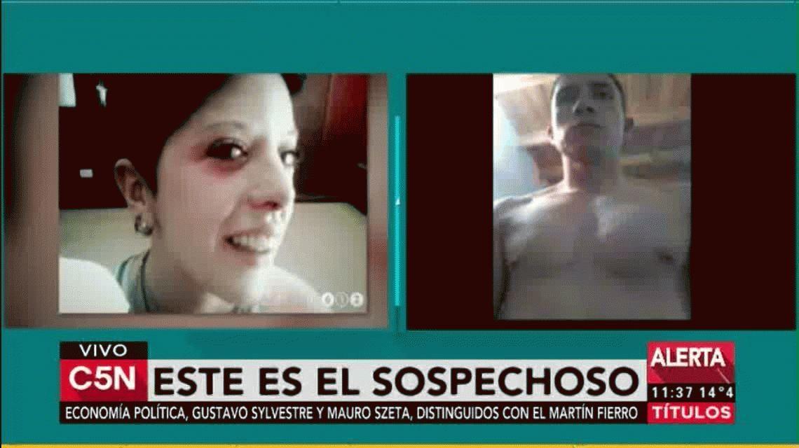 Éste es el sospechoso de asesinar a Camila: la contactó por Facebook