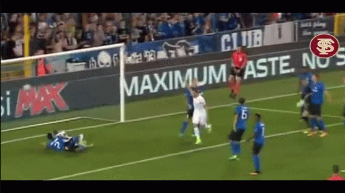 Leicester comenzó su ilusión en Champions con una goleada como visitante