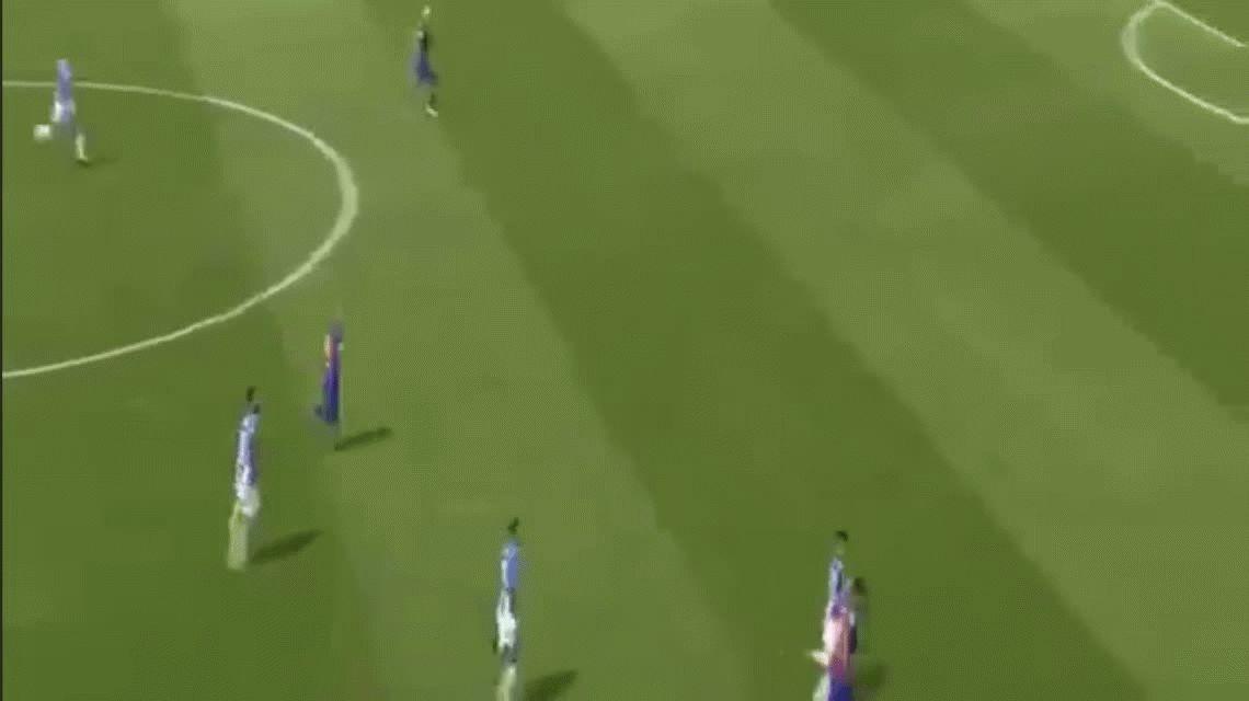 Con dos de Messi, Barcelona goleó a Leganés por la Liga