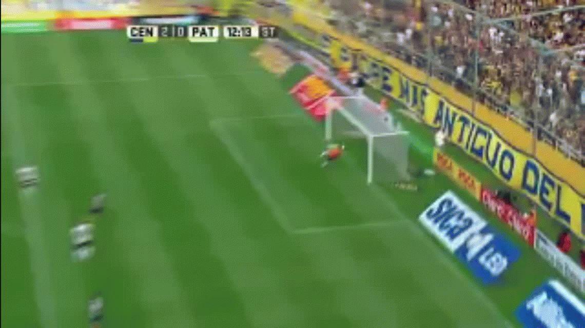 Central se recuperó y le ganó a Patronato en Rosario