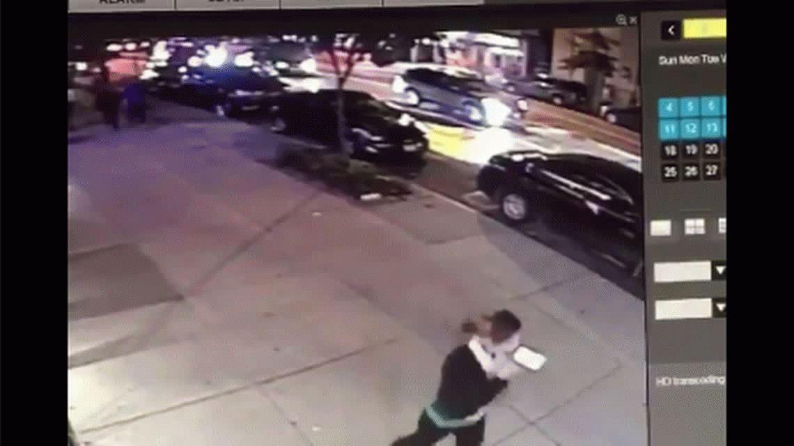 VIDEO: el momento de la explosión en Chelsea, Nueva York
