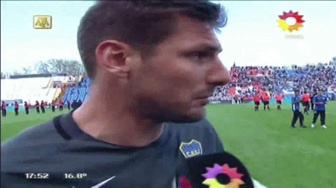 ¿Qué le pidió Sara a Guillermo antes del gol del Tomba?