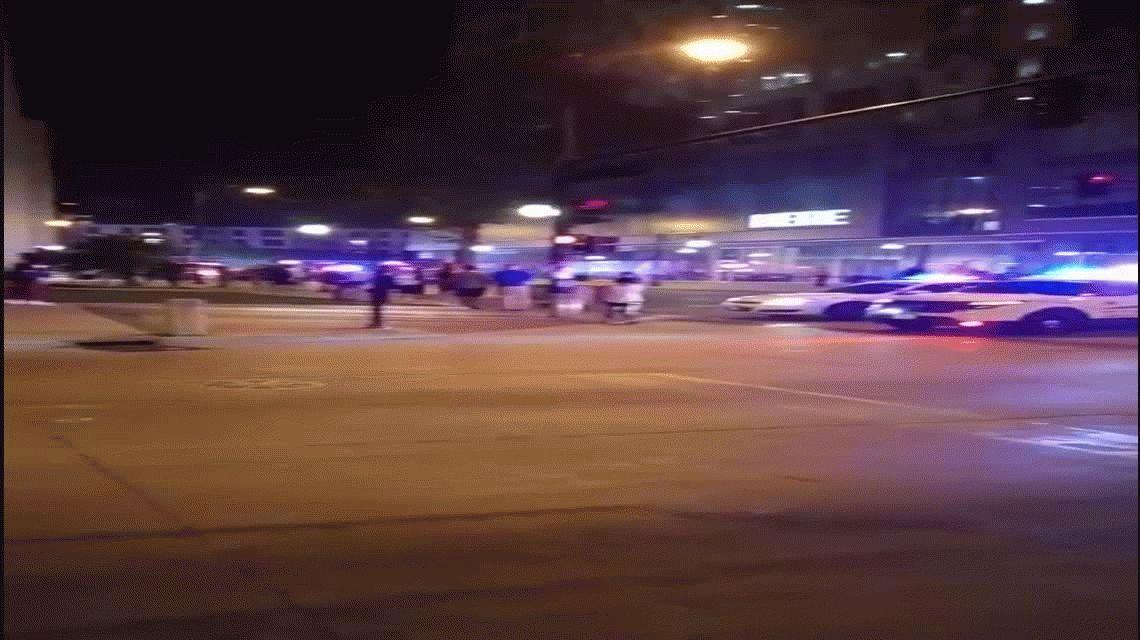 Mirá el tiroteo en la Universidad de Illinois