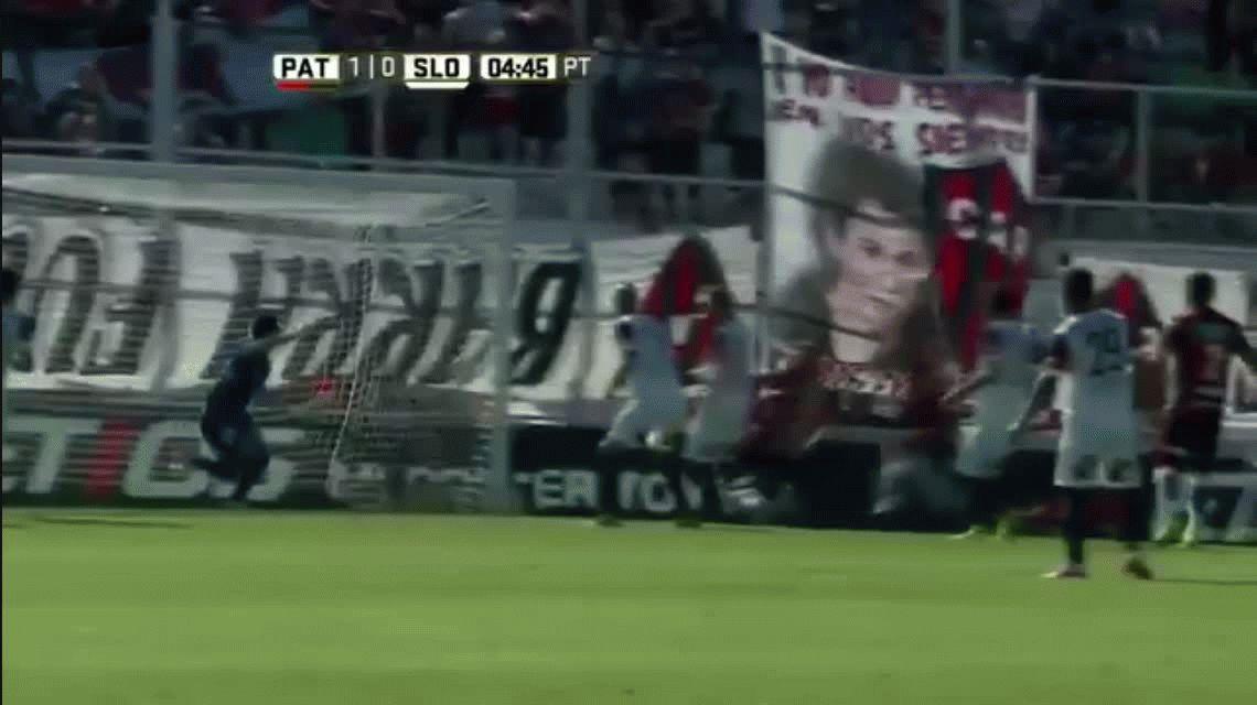 San Lorenzo no pudo con Patronato en Entre Ríos