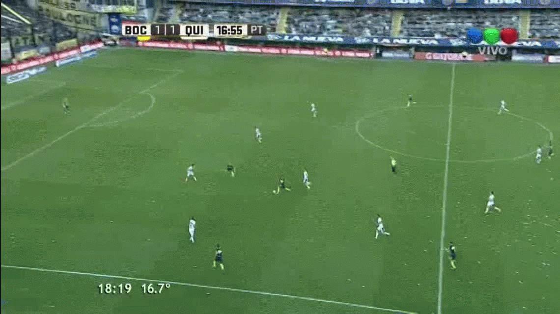 ¿Quién era Tevez? Darío Benedetto brilló y Boca aplastó a Quilmes