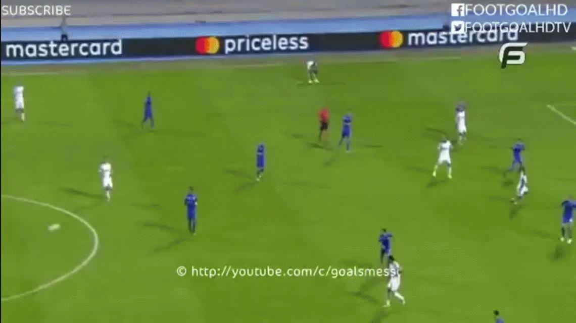 Con goles de Dybala e Higuaín, Juventus goleó al Dinamo de Croacia