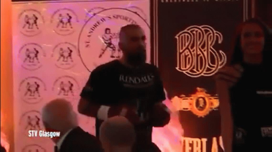 Un boxeador escocés murió por las lesiones sufridas en un combate