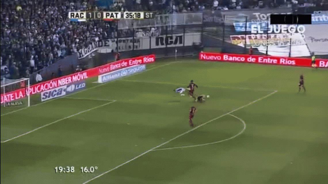 Racing le ganó a Patronato en Avellaneda con goles de Licha López y Rosales