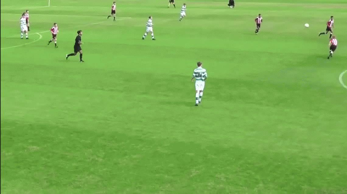 ¿El nuevo Messi? En Escocia todos hablan de esta joya del Celtic