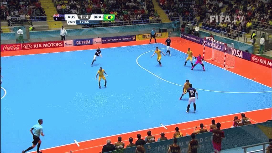 Este gol argentino puede ser el mejor del Mundial de futsal: ¿cuál te gusta más?