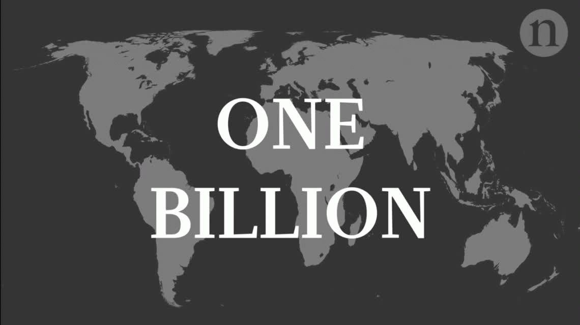 Dos científicos determinaron a dónde podrían irse mil millones de personas