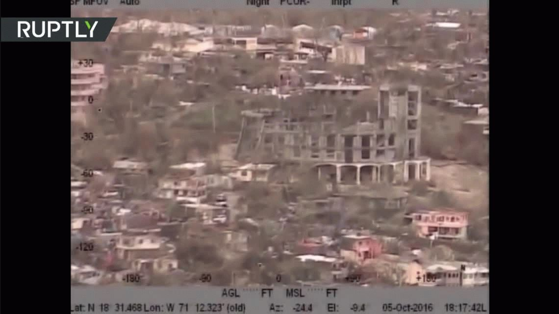 Haití Huracán