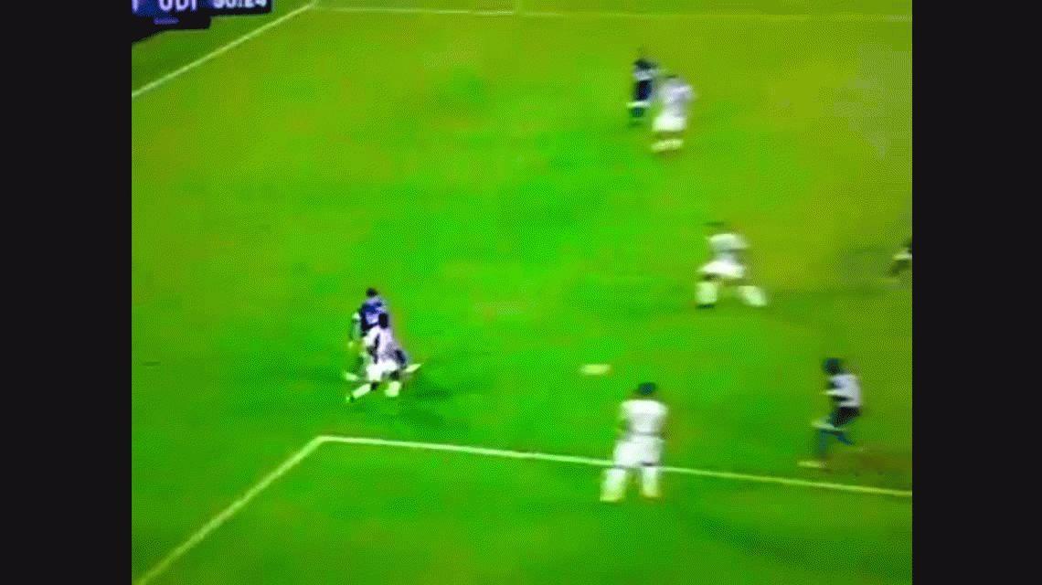 Jankto marca el primer tanto de Udinese ante Juventus por la Serie A