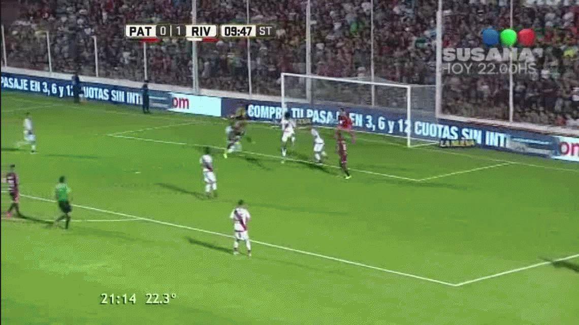 VIDEO: Los dos goles de Patronato que terminaron con el invicto de River
