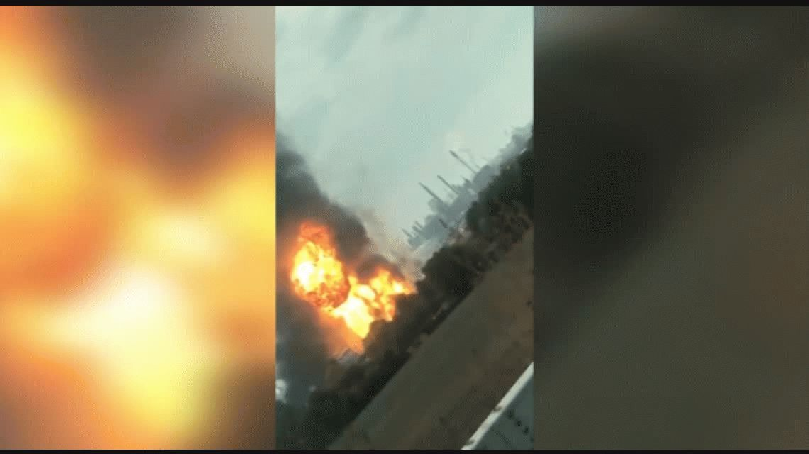 Alarma en Alemania por dos explosiones en plantas de BASF