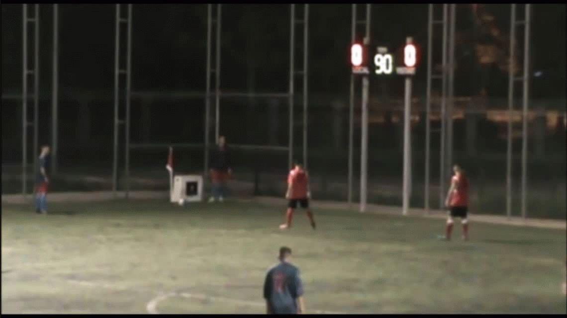 VIDEO: No respetaron el fair play y terminaron a las trompadas en pleno partido