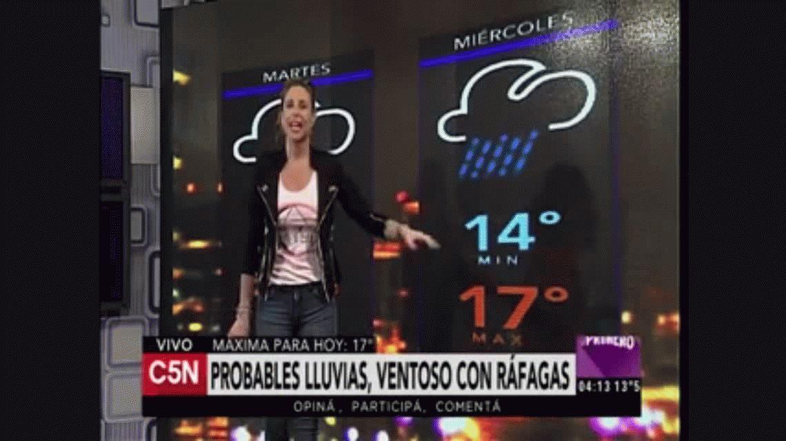 Pronóstico del tiempo del martes 18 de octubre de 2016
