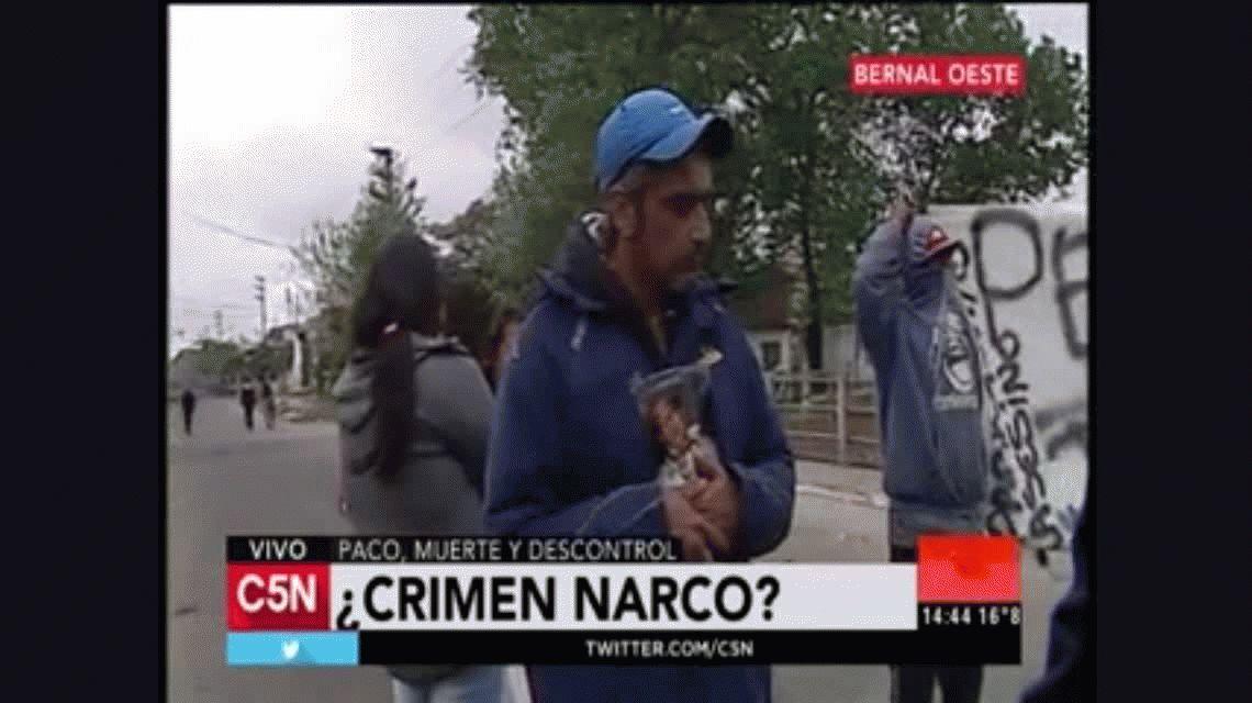 Habla el padre del joven asesinado en Quilmes. Video de C5N.