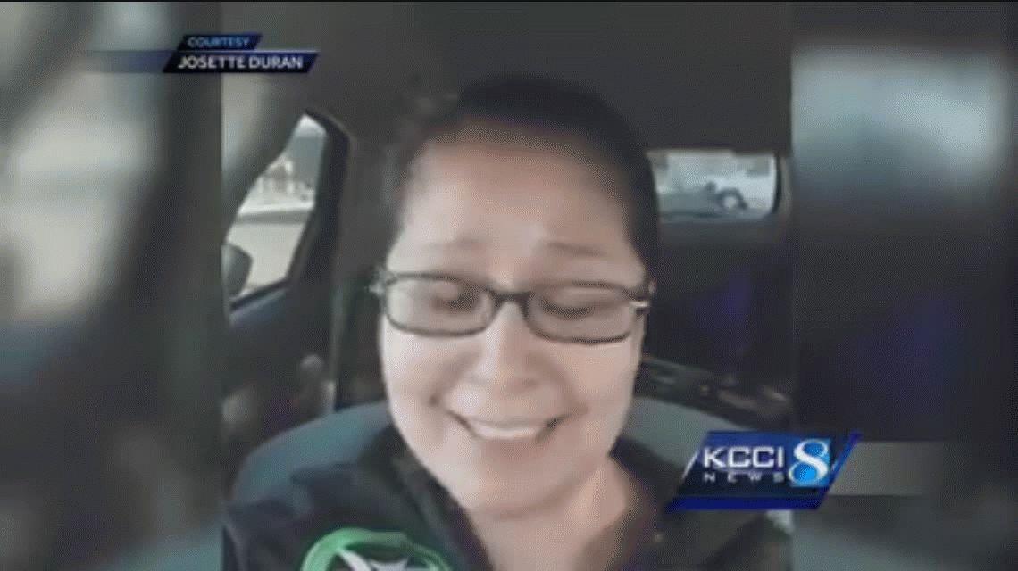 Josette Duran se volvió viral cuando su hijo le contó por qué le pedía un sánguche más para la escuela