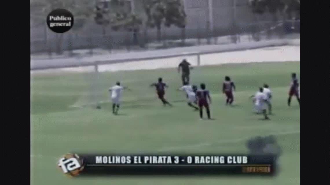 Batalla campal en un partido del fútbol peruano