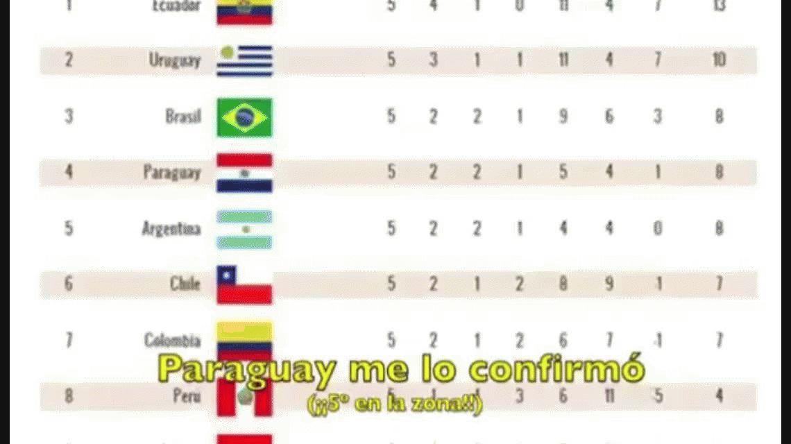 Son peores que un dolor de muela: la humillante canción para la Selección argentina