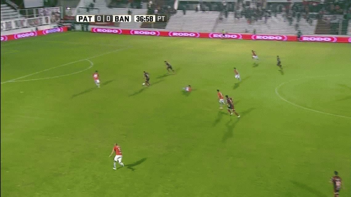 VIDEO: Telechea de Patronato se perdió un gol increíble