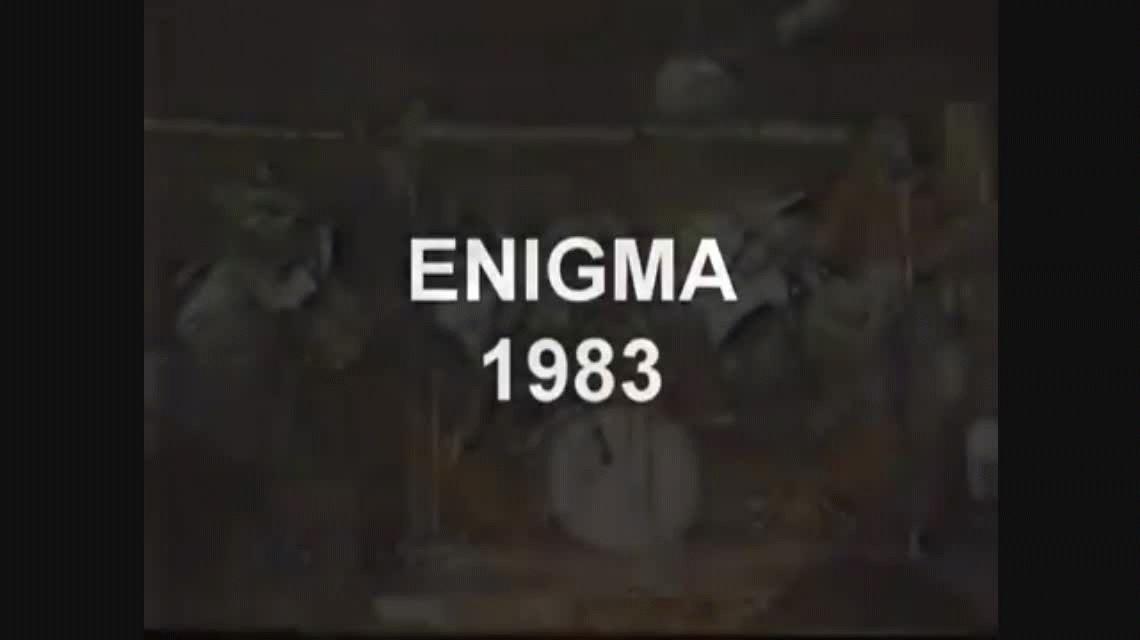Enigma se llamaba la banda de rock en la que participó Nicolás Maduro