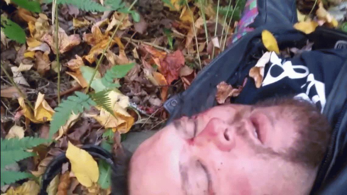 VIDEO: Sufrió un accidente y grabó su último adiós en vez de llamar al 911