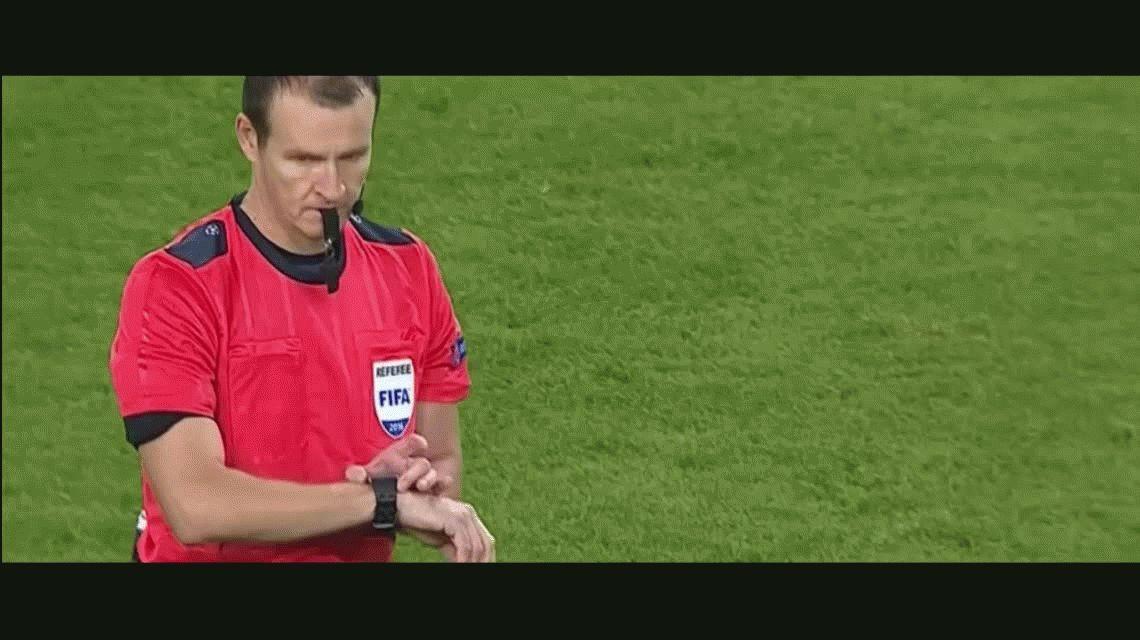 El empate entre Legia Varsovia y Real Madrid por la Champions League