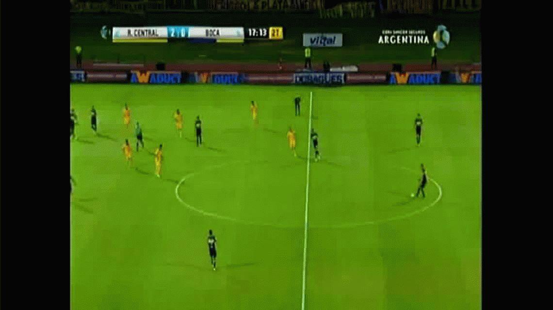 La genial atajada de Sebastián Sosa ante Boca por la Copa Argentina