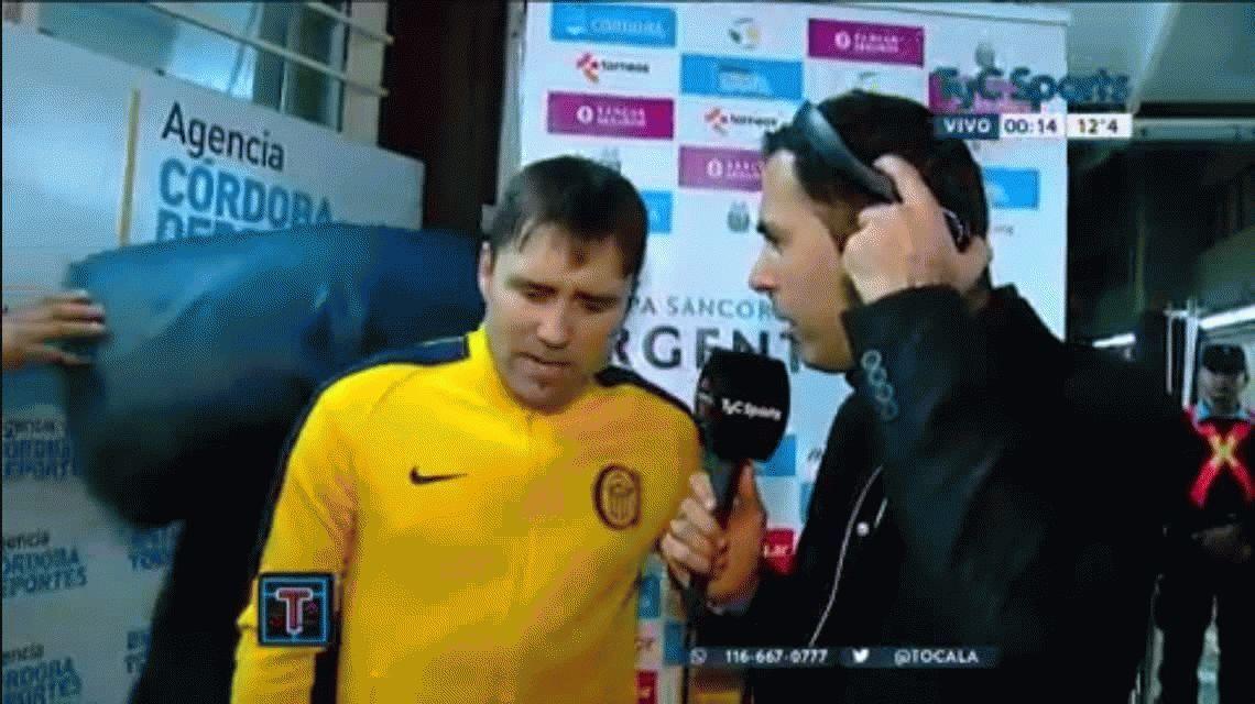 Guillermo: Siempre una Copa Libertadores sin Boca se siente, pero bueno no está y ya ha pasado en otro momento
